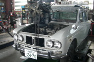 旧車    エンジンチューン