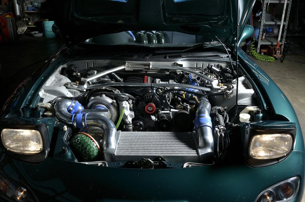 チューニング車 車検&修理