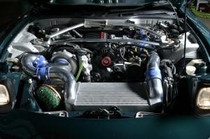 3ローター FD3S エンジン