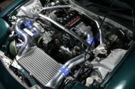 3ローター FD3S エンジンアップ